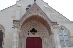 CONFLANS STE-HONORINE Eglise St-Maclou Charp (3)