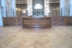 PARIS - BNF - Banque d'accueil centrale
