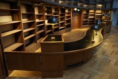 PARIS - BNF - Banque d'accueil en S