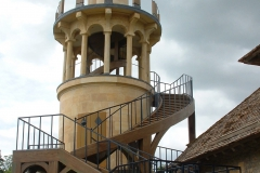 VERSAILLES Tour Malborough Esc (2)