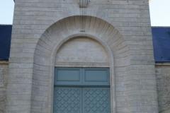 JUAYE MONDAYE Abbaye Portail (2)
