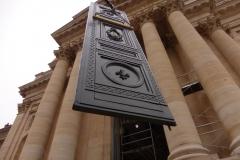 PARIS Eglise du Val de Grâce Portail (3)