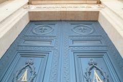 PARIS Eglise du Val de Grâce Portail (8)