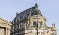 Restauration de la charpente de la Chapelle royale au Château de VERSAILLES