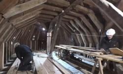 Restauration de la Chapelle Royale de Versailles