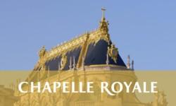 La chapelle royale de Versailles retrouve son éclat